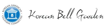 Korean Bell Garden Logo